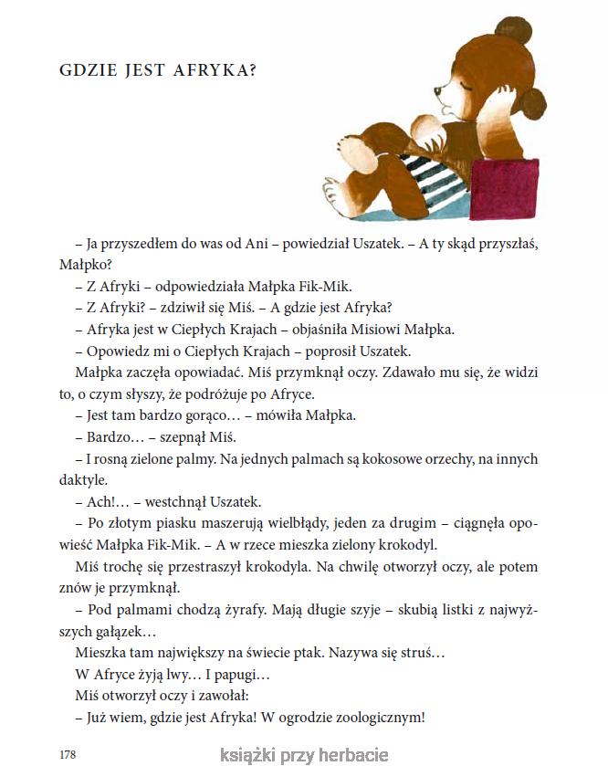 Miś Uszatek Czesław Janczarski