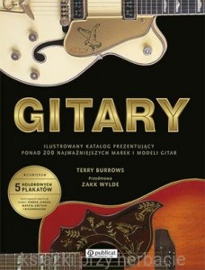 Gitary - Terry Burrows